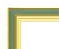 宮廷水彩金+グリーン